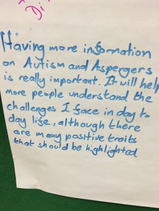 Quote on the importance of the autism collection
