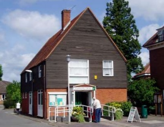 Chalfont St Giles community library.