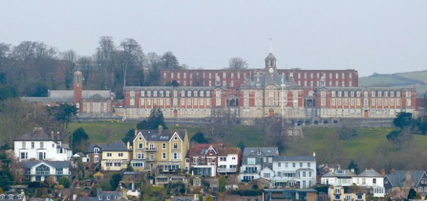 Britannia Royal Naval College. Photo credit: Andrew/flickr