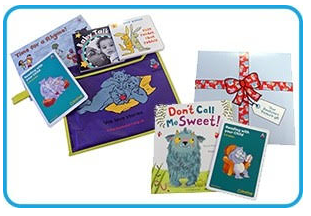 Bookstart packs for children: from the BookTrust website