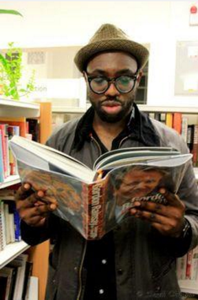 Ghostpoet, Lancaster Library. Photo credit: Sarah Read