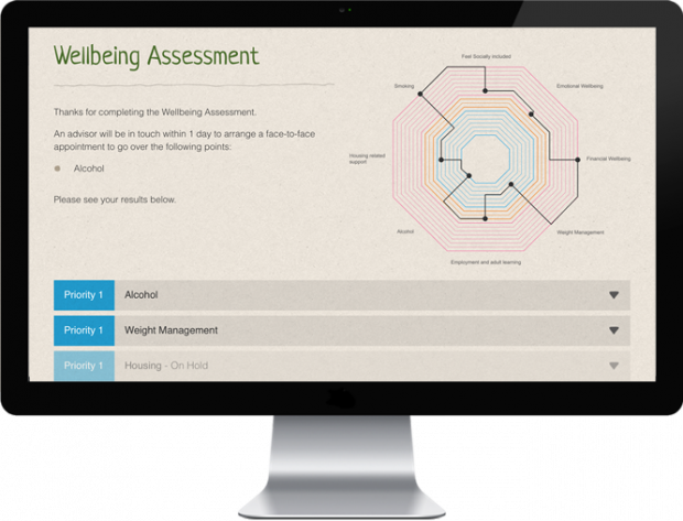 Sample OCTIGO assessment