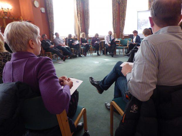 Commissioning workshop in Birmingham