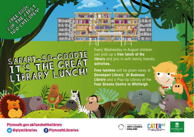 Poster advertising the programme