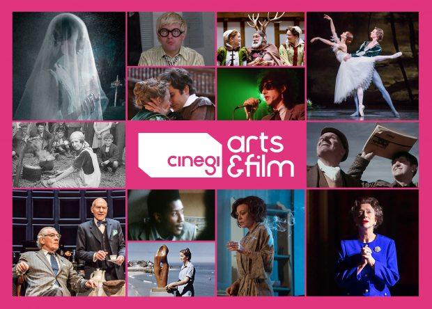 A selection of films from Cinegi's catalogue
