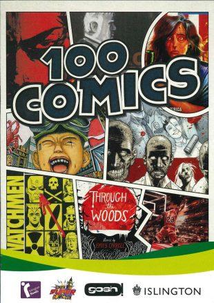 100 comics booklist
