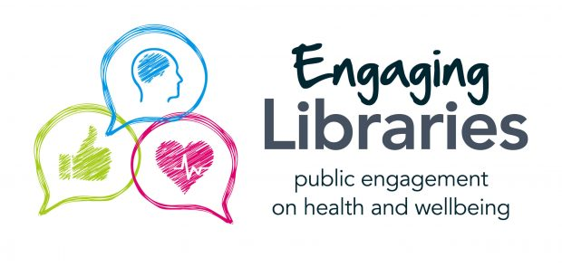 Engaging Libraries project logo