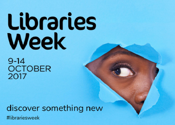 Libraries Week poster
