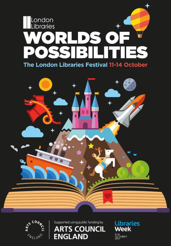 Worlds of possibilities poster