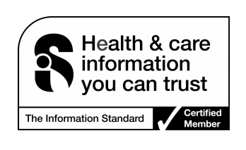 The Information Standard quality mark which says health and care information you can trust