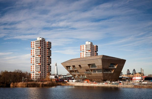 Canada Water library. Photo credit: Southwark council