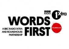 Words First festival banner