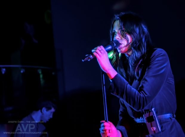 Josefin Öhrn & The Liberation, Loud in Libraries Photo credit: © Andy Von Pip