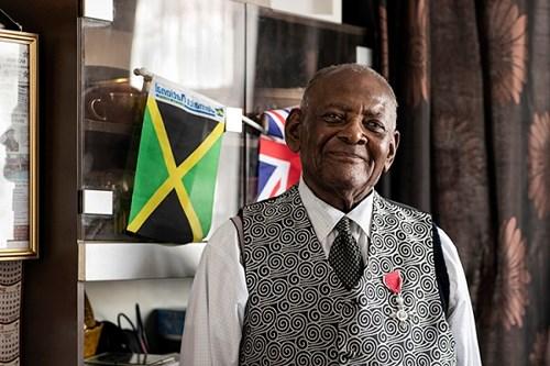 Photo of Mr Rev. Norman Watson Mitchell MBE