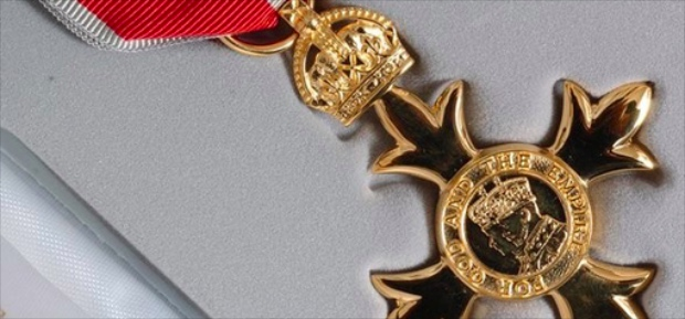 Image of Honours medal